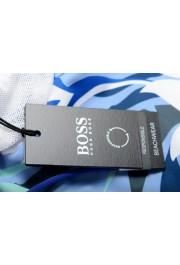 """Hugo Boss Men's """"Solarfish"""" Multi-Color Swim Board Shorts: Picture 4"""