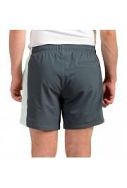 """Hugo Boss Men's """"Carp"""" Striped Multi-Color Swim Board Shorts: Picture 3"""