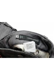 """Dsquared2 Women's """"Super Slim Jean"""" Gray Wash Jeans: Picture 5"""