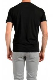Dsquared2 Men's Black Graphic Crewneck T-Shirt: Picture 3