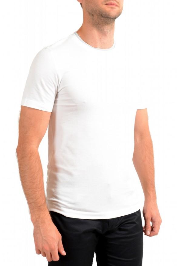 """Hugo Boss Men's """"Tessier128"""" White Crewneck T-Shirt: Picture 2"""