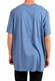 """Hugo Boss Men's """"Tilson 55"""" Regular Fit Blue V-Neck T-Shirt: Picture 3"""