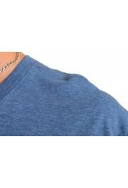"""Hugo Boss Men's """"Tilson 55"""" Regular Fit Blue V-Neck T-Shirt: Picture 4"""