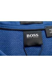 """Hugo Boss Men's """"Plummer 06"""" Slim Fit Blue Short Sleeve Polo Shirt: Picture 5"""