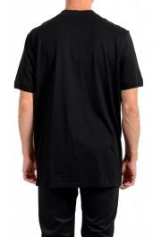 """Hugo Boss Men's """"Denots202"""" Regular Fit Black Crewneck T-Shirt: Picture 3"""