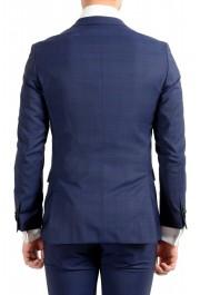 """Hugo Boss Men's """"Novan5/Ben2"""" Slim Fit 100% Wool Plaid Two Button Suit: Picture 6"""