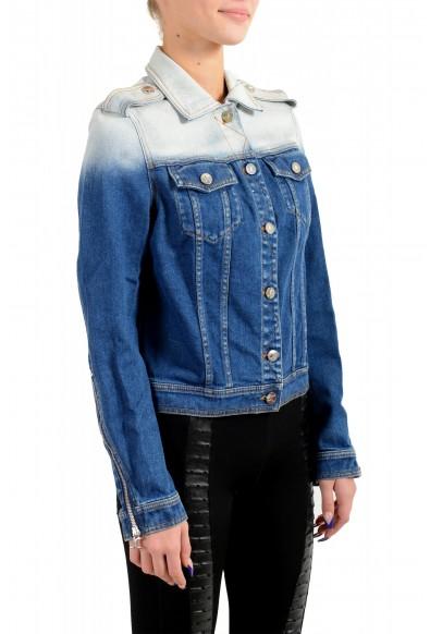 Just Cavalli Women's Denim Button Down Jacket: Picture 2