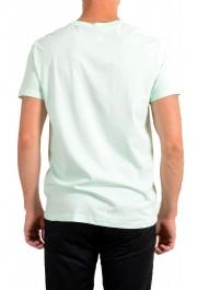 """Hugo Boss Men's """"T-Shirt RN"""" Light Green Crewneck T-Shirt: Picture 3"""