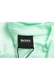 """Hugo Boss Men's """"T-Shirt RN"""" Light Green Crewneck T-Shirt: Picture 5"""