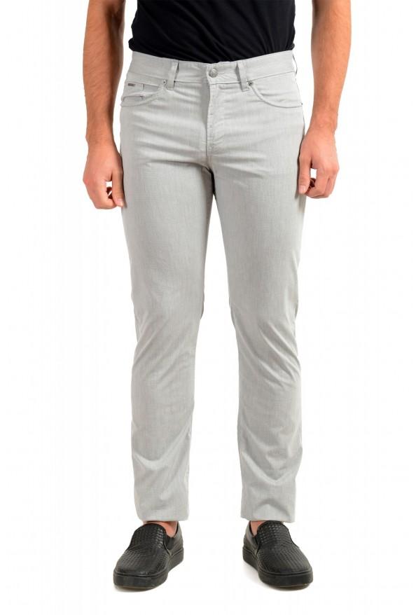 """Hugo Boss Men's """"Delaware3-9-20"""" Slim Fit Straight Leg Jeans"""