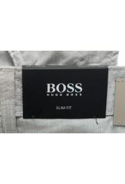 """Hugo Boss Men's """"Delaware3-9-20"""" Slim Fit Straight Leg Jeans : Picture 5"""