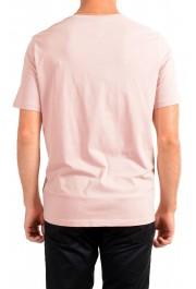 """Hugo Boss Men's """"Mix&Match"""" Light Pink Stretch Crewneck T-Shirt: Picture 3"""