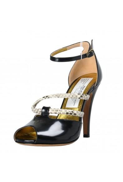 Maison Margiela 22 Women's Shoes Leather High Heel Sandals Shoes