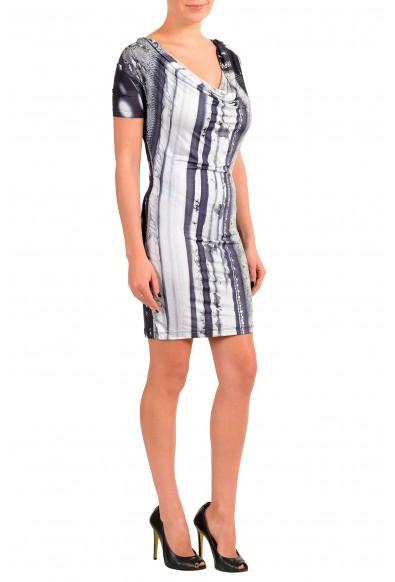 Maison Margiela MM6 Women's Multi-Color Stretch Bodycon Dress: Picture 2
