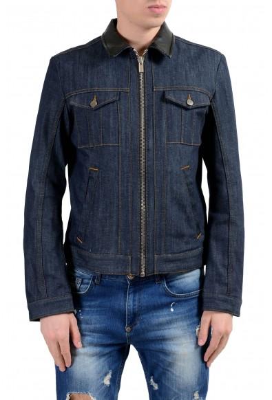 """Hugo Boss """"HUGO058/2"""" Men's Denim Full Zip Jacket"""
