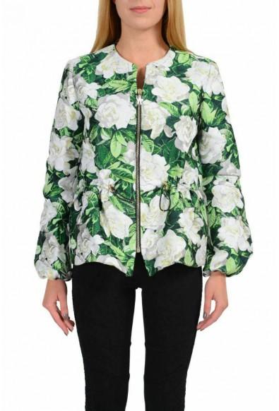 """Moncler Gamme Rouge """"Vivienne"""" Women's Full Zip Jacket Coat"""