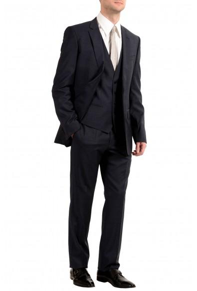 """Hugo Boss """"Huge6/Genius4WE"""" Men's 100% Wool Three-Piece Suit : Picture 2"""