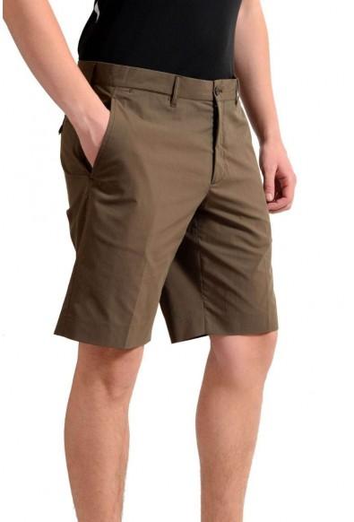 Prada Men's Dark Brown Casual Shorts: Picture 2