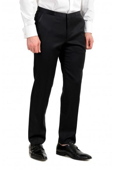 """Hugo Boss """"C-John/C-Saimen"""" Men's 100% Wool Black One Button Suit: Picture 2"""