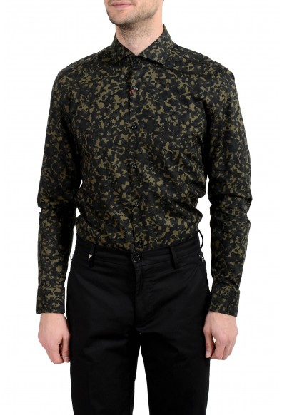 """Hugo Boss """"Kason"""" Men's Slim Long Sleeve Dress Shirt: Picture 2"""