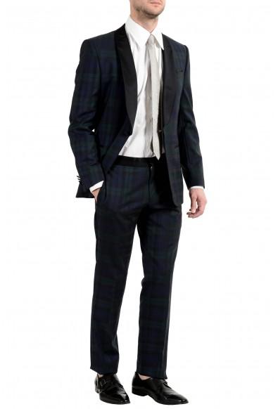 """Hugo Boss """"Herwyn/Gewon"""" Men's 100% Wool Slim One Button Suit: Picture 2"""