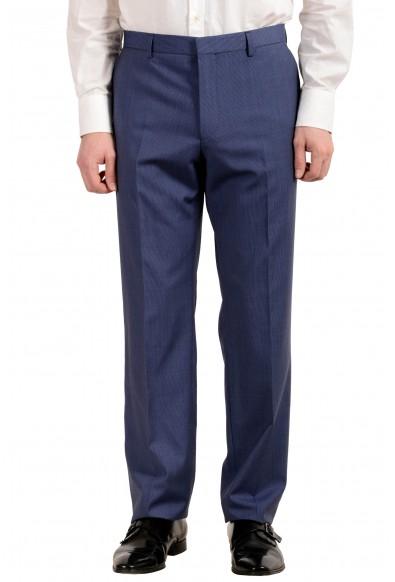 """Hugo Boss """"Huge6/Genius5WE"""" Men's 100% Wool Slim Two Button Suit: Picture 2"""