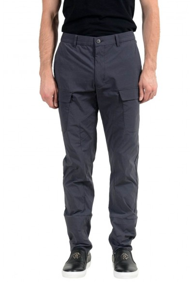 """Hugo Boss """"Larus"""" Gray Men's Casual Pants"""