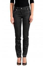 Versace Versus Gray Slim Fit Women's Jeans