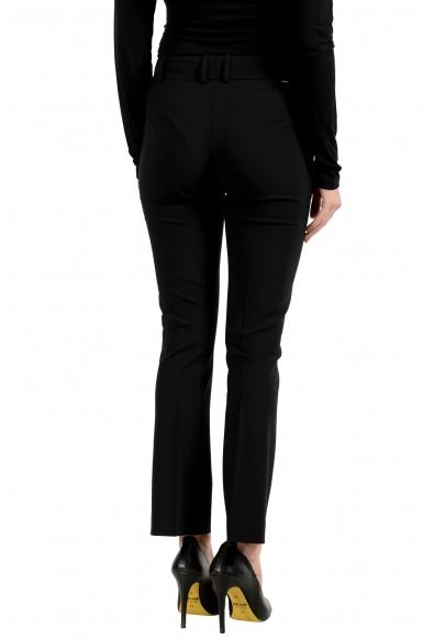 """Hugo Boss Women's """"Talenara1"""" Black Wool Pants : Picture 2"""