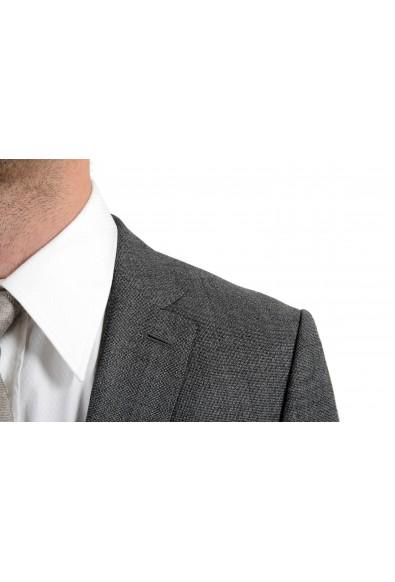 """Hugo Boss """"Novan4/Ben2"""" Men's Wool Gray Two Button Suit: Picture 2"""