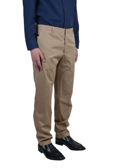 Prada Men's Beige Dress Pants: Picture 2
