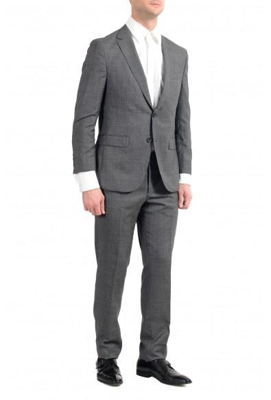 """Hugo Boss """"Novan6/Ben2"""" Men's 100% Wool Slim Gray Two Button Suit: Picture 2"""